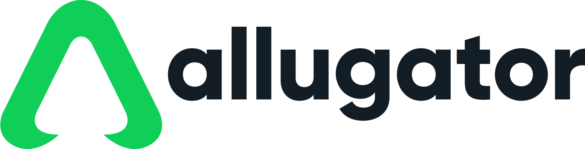 logo allugator